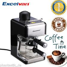3.5 Bar Professional Espresso Cappuccino Latte Coffee Maker Machine Stainless UK