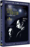 La Fille aux Yeux d'or [Version Restaurée]-DVD NEUF SOUS BLISTER-MARIE LAFORET