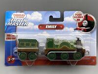THOMAS & FRIENDS TRACK MASTER EMILY PUSH ALONG -WORK ON TRACK MASTER TRACK NEW