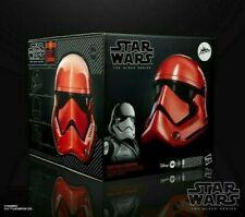?Star Wars Black Series Galaxy's Edge ?Captain Cardinal Helmet Red StormTrooper