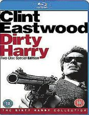 Dirty Harry 7321900115247 With Clint Eastwood Blu-ray Region 2