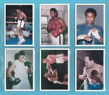 JF SPORTING COLLECTIBLES - SET OF XL 24 ALI HIS FIGHTS, HIS OPPONENTS  -  2004