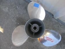 New Mercury outboard Stainless steel propeller 48-79794A-4-17P