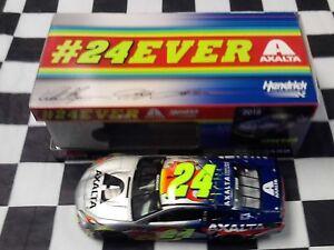 Jeff Gordon William Byron #24 Axalta #24EVER 2018 Camaro 1:24 Action NASCAR