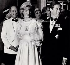 Princess Diana Photo Canada June 1983 Halifax NS