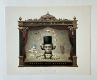 Mark Ryden The Ringmaster Portfolio Print Set Of 3 Pop Surrealism Abe Lincoln