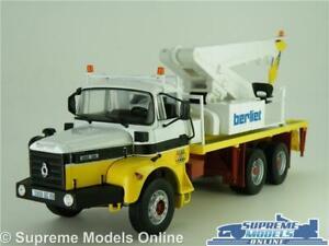 BERLIET GBH 280 MODEL LORRY TRUCK BREAKDOWN TOW RECOVERY 1:43 SCALE IXO 6X4 K8