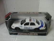 2007 Ford Crown Victoria Vancouver Police car 1/24 diecast
