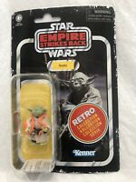 NIP Yoda Star Wars Retro Collection Hasbro 2020 Kenner Empire Strikes Back