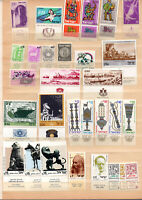 30 timbres Israel neufs ** sans charnière