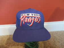 8b8abdaf1 American Needle New York Rangers NHL Fan Cap, Hats for sale | eBay