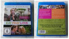 Eat Pray Love - Julia Roberts .. 2011 Sony Blu-ray TOP