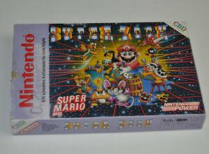 NINTENDO Super Mario Bros - Super Zock Kartenspiel - Vollständig