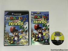 Mario Power Tennis - Nintendo Gamecube - NTSC