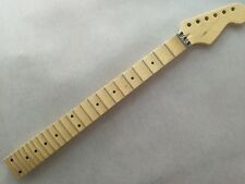 Floyd Rose nut Full scalloped Electric guitar neck maple 24 fret for ST style