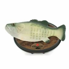 Singing Fish Billy Big Mouth Bass 15th Anniversary Vintage Gift