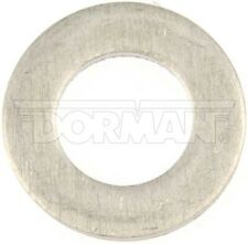 Engine Oil Aluminum Drain Plug Gasket Fits 1/2Do, 9/16, M14 Dorman 65292