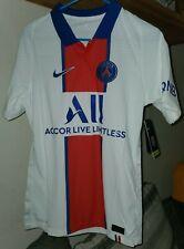 Nike PSG Paris Saint-Germain Vapor Match Jersey WhT XXLARGE CD4188-101 reg $160