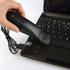 For Computer Macbook Keyboard USB Mini Vacuum Clean Dust Collector Scrap Cleaner