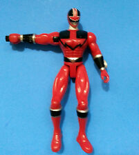 "2000 Bandai Red Power Ranger 5.5"" Action Figure"