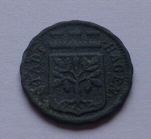 Notgeld: Germany, Hagen 10 Pfennig 1917, War money, Emergency coin
