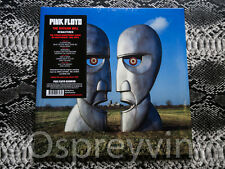 Pink Floyd The Division Bell Remastered Double vinyl LP Factory Sealed