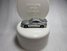 Nissan Skyline GTR BCNR33 Diecast Model Car 7-Eleven & Best Car Promo