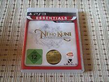 Nino kuni la maldición de la reina blanca para PlayStation 3 ps3 PS 3 * embalaje original * e