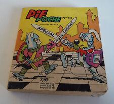 ( No Pif Gadget )  PIF  POCHE   N° 78   mai30