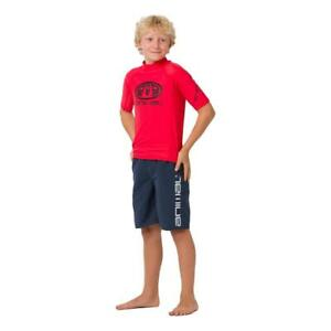 Animal NEW Kids Hiltern T-Shirt - Watermelon Red BNWT
