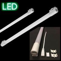 Lichtleiste farbig Lichtband Möbelleuchte LED 60 120 cm weiß rot blau grün Röhre