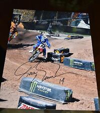 KEVIN WINDHAM #14 SIGNED 11x14 ACTION PHOTO- COA - SUPERCROSS