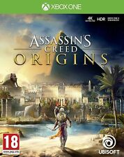 XBOX ONE Assassin's Creed Origins-habillées