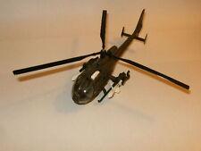 Hélicoptere GAZELLE MILITAIRE Armée par SOLIDO au 1/43