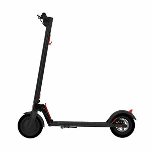 """GOTRAX RIVAL Commuting Electric Scooter - 8.5"""" Air Filled Tires - 15.5MPH & up t"""