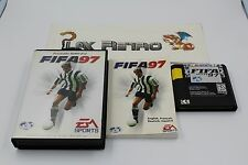 SEGA MEGADRIVE MEGA DRIVE FIFA 97 COMPLETO PAL EUR