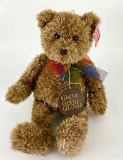 "GUND BEARESSENCE TEDDY BEAR 15"" Plush STUFFED ANIMAL Toy NEW"