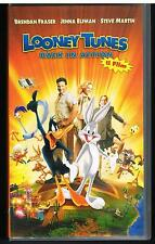 LOONEY TUNES  - BACK IN ACTION - IL FILM - WARNER BROS - 2003 - VHS