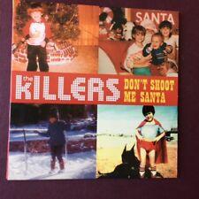 "THE KILLERS: ""DON'T SHOOT ME SANTA"" --CD SINGLE  W/ VIDEO, LTD. EDITION !"
