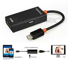 Slimport MyDP Micro USB to HDMI 1080p Adapter Cable For Google LG Nexus 5/4 7 II