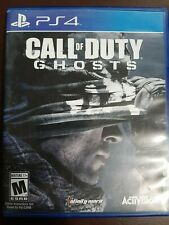 Call of Duty: Ghosts PS4 Game