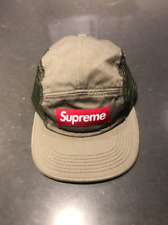 Supreme Mesh Side Panel Camp Cap