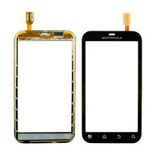 New Motorola OEM Touch Screen Digitizer Glass Lens for DEFY MB525 ME525 - BLACK