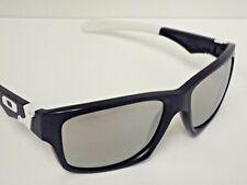 Authentic Oakley OO9135 Jupiter Squared Matte Blue Chrome Iridium Sunglasses