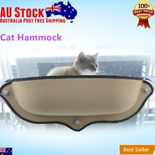 cat hammock cat perch window seat suction cups soft cat resting sunbath bed co plastic cat beds   ebay  rh   ebay   au