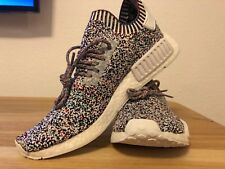 Adidas NMD R1 PK 'No Signal' / 'Colour Static' Gr. 42 2/3