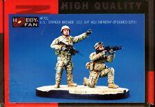 Hobby Fan 1/35 HF-701 US Stryker Brigade (II) O/F ACU Infantry - 2 Figures IOTV