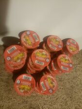 (30) Applesauce Individual Cups INDIAN SUMMER *STRAWBERRY*no sugar added!