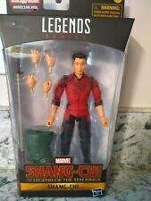Marvel - Legends Series Shang-Chi Legend Of Ten Rings 6-inch Shang-Chi