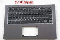 Keyboard English Hebrew for Asus Zenbook UX302 UX302LA US HE Top case Backlight